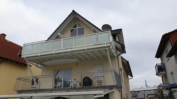 Balkon Anbau