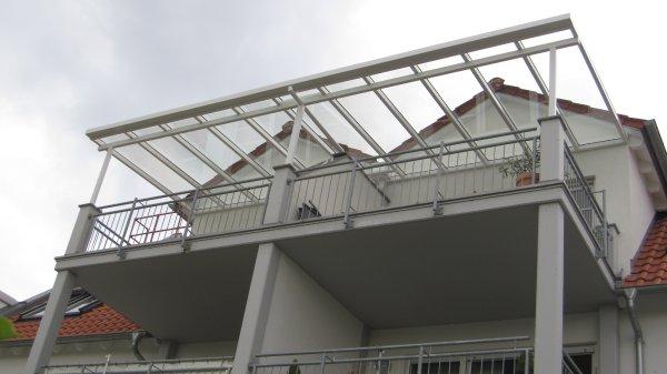 Terrassendach Stahl