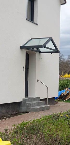 Vordach Eingang
